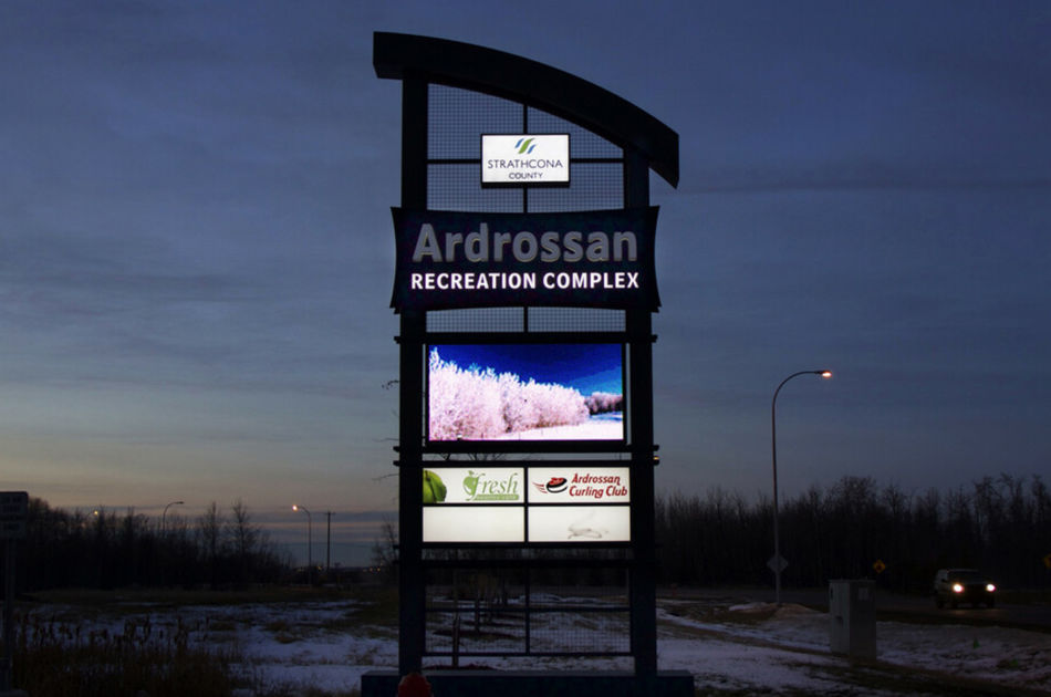 ARDROSSAN RECREATION COMPLEX