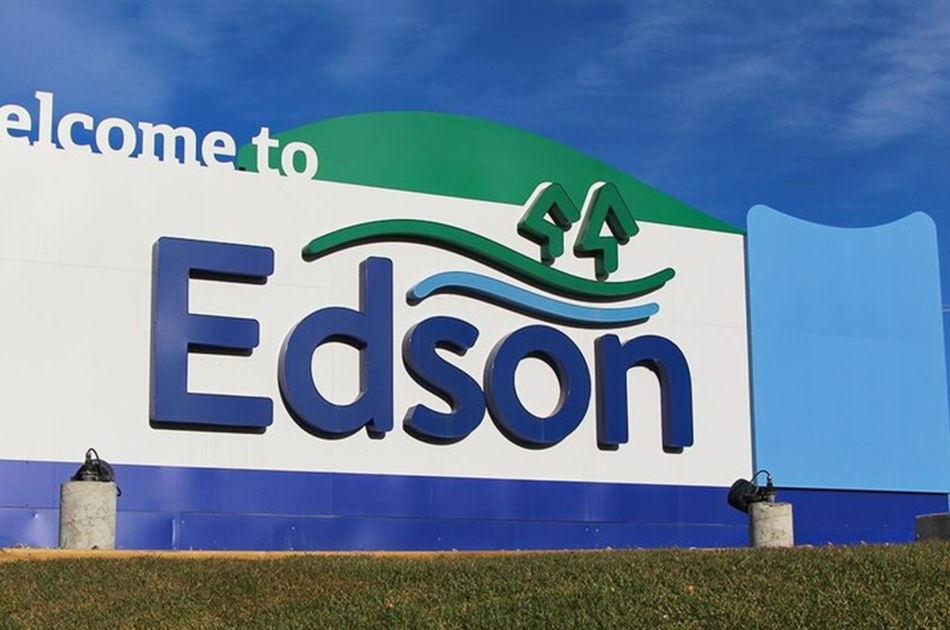 TOWN OF EDSON