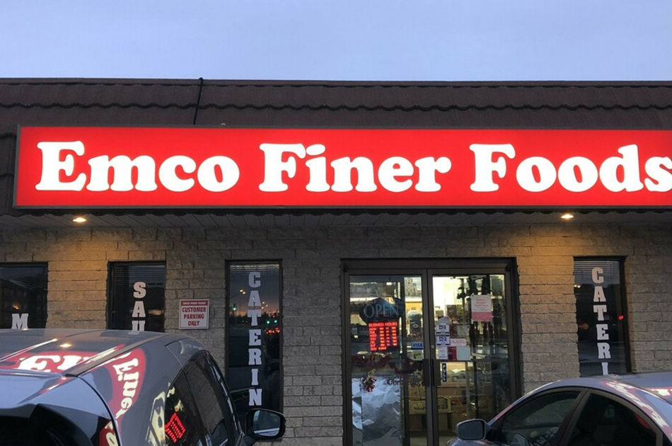 EMCO FINER FOODS