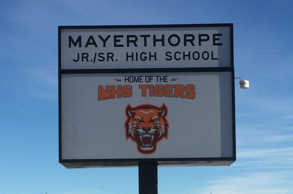 MAYERTHORPE JR. / SR. HIGH SCHOOL
