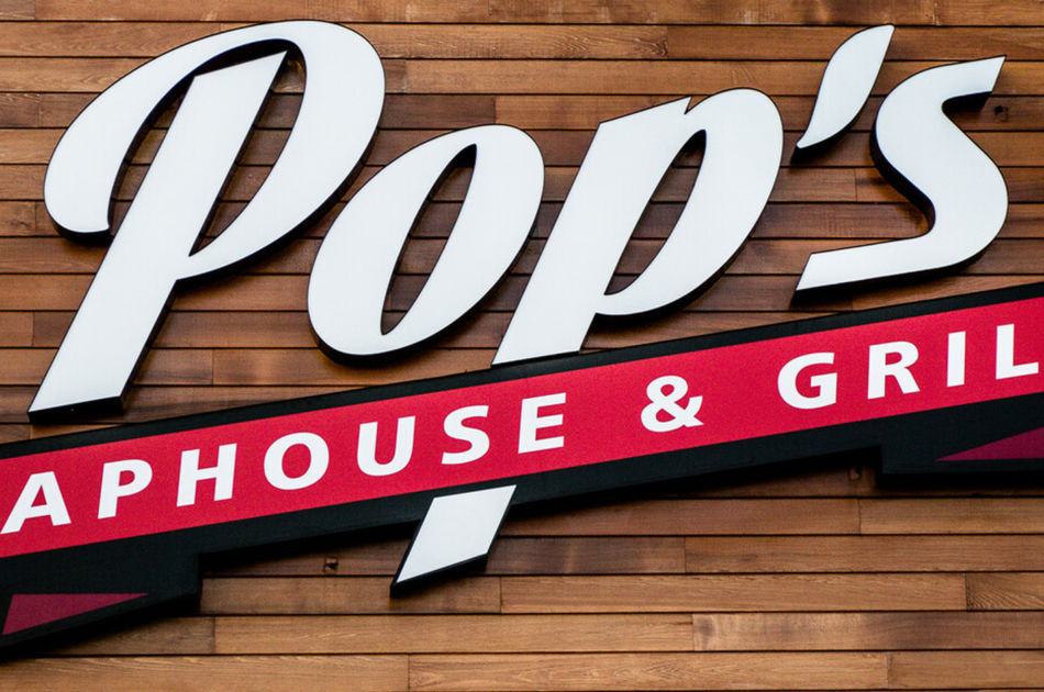 POP'S TAPHOUSE & GRILL