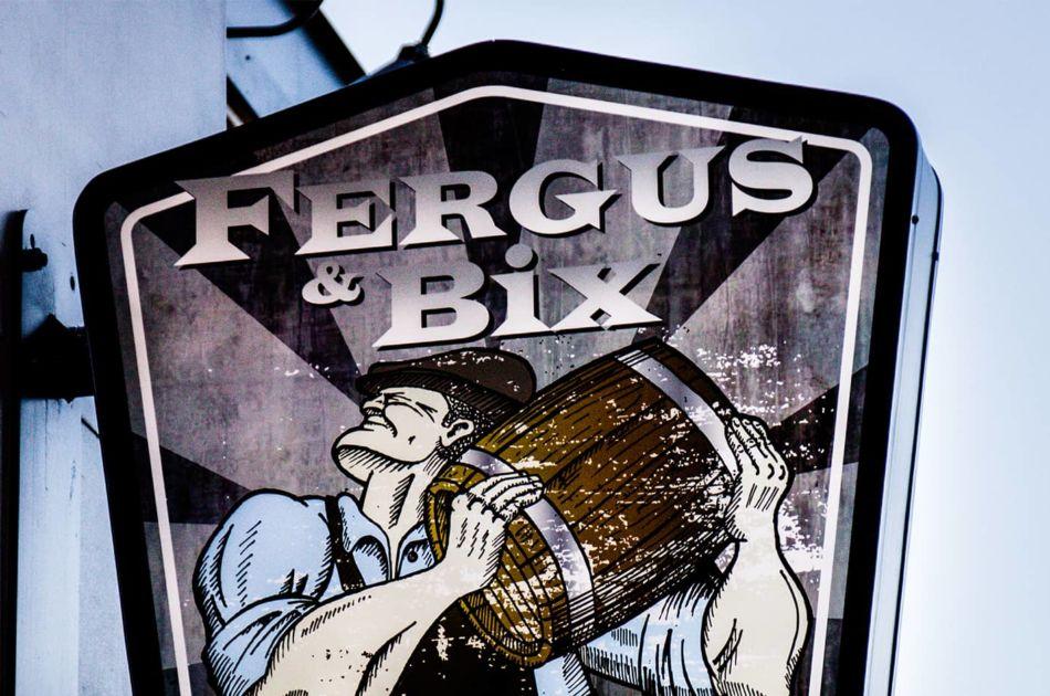 Fergus & Bix